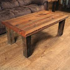 Open Coffee Table Timber Frame Barnwood Open Coffee Table