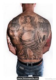 35 stunning back tattoos for men