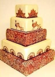 17 Bästa Bilder Om Indian Wedding Cakes På Pinterest Indiska
