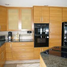 Bamboo Kitchen Cabinets Cost Home Decor Bamboo Kitchen Cabinet Design As Plywood Kitchen