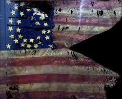 Blood Stained Flag Artifacts Index