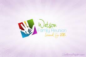 reunion logo tips and ideas