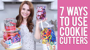 7 ways to use cookie cutters everything you want to from