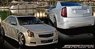 2004 cadillac cts kits cadillac cts kit sedan 2003 2007 1390 00 manufacturer