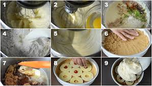 pineapple upside down cake doolsho cananaas tarte tatin à l