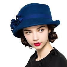 styling with cloche hat
