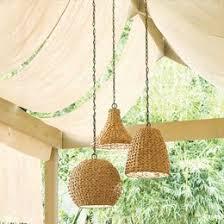 hanging light not hardwired modern outdoor lighting allmodern