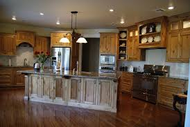 Wooden Country Kitchen - kitchen unusual rustic style kitchen cabinets kitchen furniture