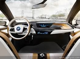the electric bmw i3 first i3 interior spy shot captured by bimmerpost