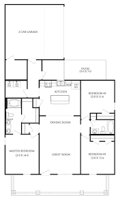 the begonia floor plan stoney creek danric homes