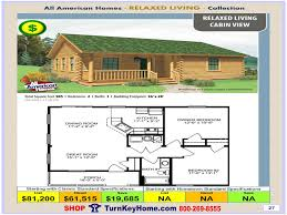 cabin view all american modular home relaxed living collection cabin view all american modular home relaxed living collection plan price