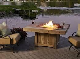 Patio Fireplace Table Fire Tables Outdoor Heaters Dean U0027s Stove U0026 Spa