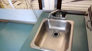 Pop Up Camper Sink Faucet 1997 Viking 2460 Pop Up With Bathroom And Air 2995 Youtube
