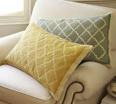 Pottery Barn Lumbar Pillow Covers 31 Best Decorative Pillows Images On Pinterest Decorative