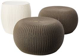 Patio Chairs With Ottomans by Amazon Com Ottomans Patio Seating Patio Lawn U0026 Garden