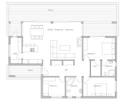small modern contemporary house plans brucall com