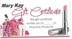 mk gift certificate u2026 pinteres u2026