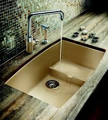 bathroom lenova sinks with elegant updown handle blanco