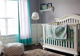 chambre bébé turquoise décoration chambre bébé 25 idées originales faciles à imiter