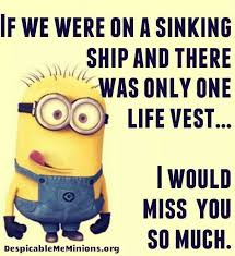 Meme Love Quotes - most funny quotes top 30 funny minion memes quotes boxes you