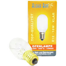 himalayan salt lamp replacement bulb 15 watts 120 volts clear