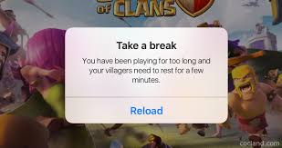 amazing clash of clans super how the personal break system works clash of clans land