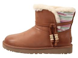 ugg boots sale in auburn ugg chestnut water resistant leather auburn serape brown product 2 240309538 normal jpeg