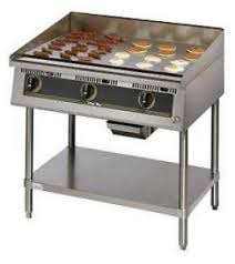Cooktop With Griddle And Grill Commercial Griddle Ebay