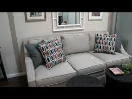 How To Dress Up A Sofa  Decorating  Interior Design YouTube - Design a sofa