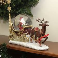 Christmas Reindeer And Sleigh Decorations by Outdoor Sleigh Decoration Wayfair