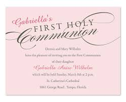 holy communion invitations holy communion party invitations invitation consultants