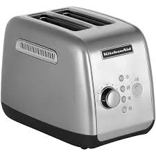 Toaster Kitchenaid Kitchenaid 5kmt221bob 2 Slice Toaster Onyx Black