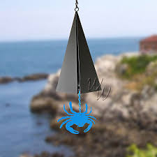 north country cape cod buoy bell whimsical winds wind chimes