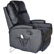 amazing black recliner chair in stunning barstools and chairs with