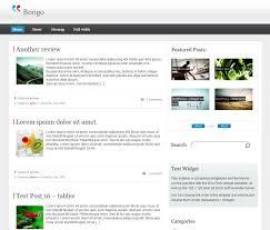 bongo magazine wordpress template wp templates wordpress templates
