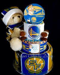 golden state warriors diaper cake www facebook com