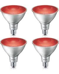 red led flood light deals on philips led indoor outdoor 90 watt equivalent par38 flood