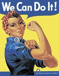 Rosie The Riveter Meme - world war ii liberated women social and sexual freedom for