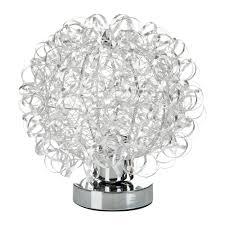 Chrome Lamp Buy A By Amara Noon Satin Chrome Table Lamp Amara