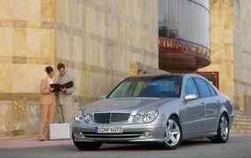 2005 mercedes benz e class information and photos zombiedrive