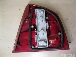 lexus is zibintai skoda octavia 1z3 2005 taillight 1z5945095a 1z5945111a