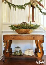 Entry Way Table Creative Outpour Decorating That Entry Table Back To A Grand