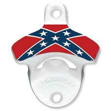 Confederate Flag Buy Two Piece White Powder Coated Rebel Flag Starr