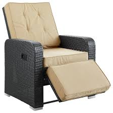 Patio Recliner Lounge Chair 30 Creative Patio Furniture Lounge Chairs Pixelmari Within
