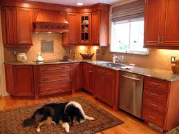 Maple Kitchen Cabinets With Granite Countertops 21 Best Cherry Kitchen Images On Pinterest Dream Kitchens