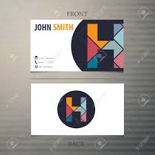 business card template letter h royalty free cliparts vectors