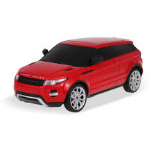 land rover red red rastar 46900 1 24 rc land range rover evoque remote control