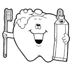 Brushing Teeth Coloring Pages Top 10 Free Printabe Dental Coloring Pages Online