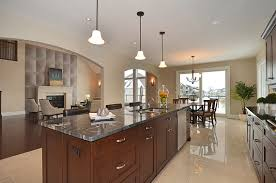 20 house plans with large kitchens images about top view on