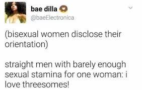Bi Sexual Memes - dopl3r com memes ae dilla baeelectronica bisexual women